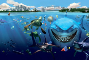 Bruce The Shark Finding Nemo Quotes