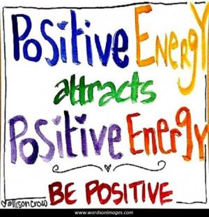 positive energy quote jpg