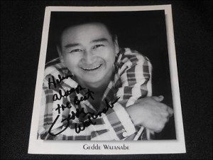 Sixteen Candles Actor Gedde Watanabe Signed 6x6 Autograph Vintage ...