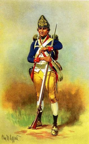 Patriot Uniform Loyalist