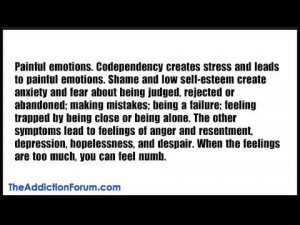 feeling rejected or abandoned making mistakes being a failure feeling ...