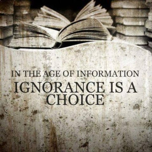 Knowledge is power #quotes