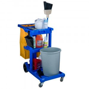 Janitor Cleaning Cart