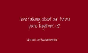 Quotes About A Future Together