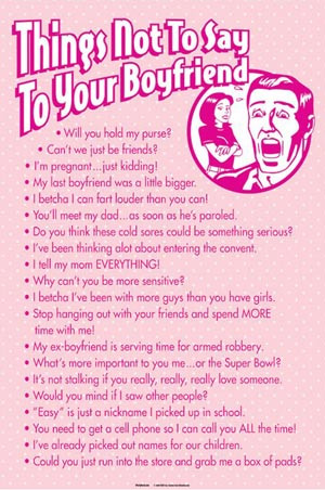 Talk boyfriend your to topics about with 280 Interesting
