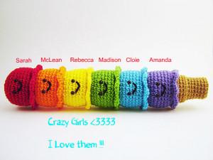 Friends Forever Crazy Girls