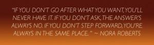 Nora Roberts Quotes