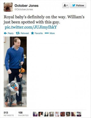twitter quotes about the royal baby prince, dumpaday (7)
