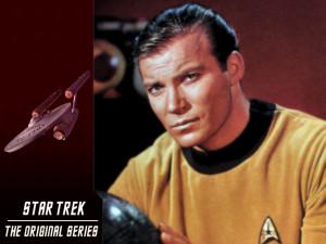 New Captain Kirk