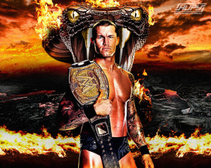 Randy Orton WWE Super Star