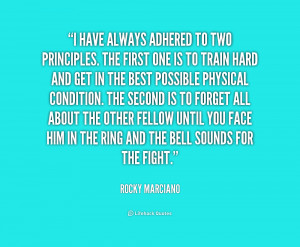 Rocky Marciano Quotes Http://quotes.lifehack.org/quote/rocky-marciano ...