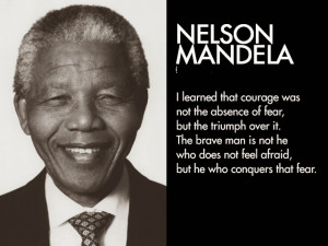 felt that this quote by Mandela deserved the top spot