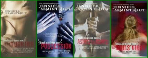 Jennifer Armintrout - Blood Ties series