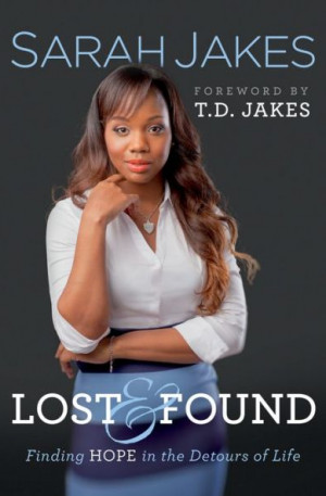 GIVEAWAY & Interview: Sarah Jakes Author of 'Lost & Found'