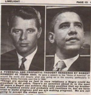 Robert Kennedy Last Speech