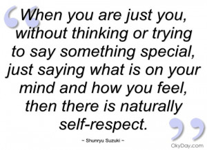 quotes about self respect for women