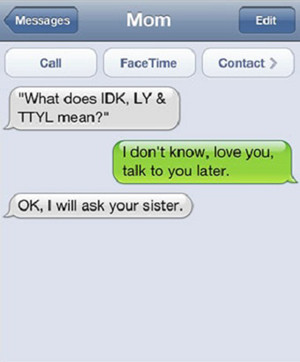 25 Hilarious Text Messages From Parents…I Can't Stop Laughing ...