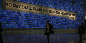 Quote At The 9/11 Memorial Museum Doesn't Really Mean What It Says