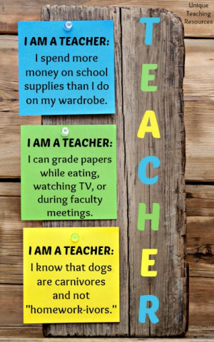 funny teacher and students quotes
