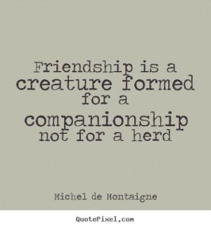 companionship quotes