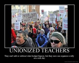 union teacher