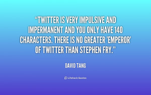 Impulsive Quotes