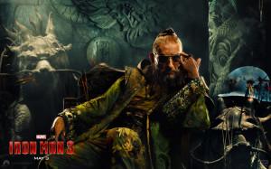 Ben Kingsley The Mandarin Iron Man 3 HD Wallpaper #2661