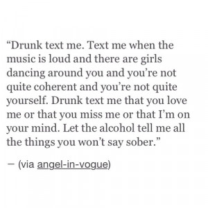 ... this image include: ex lover, drunk, girls, I Love You and i need you