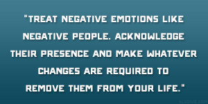 Negative People At Work Quotes Negative emotions 29
