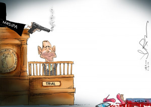 box]The cartoon by Jerm was published first on the website of eNCA ...