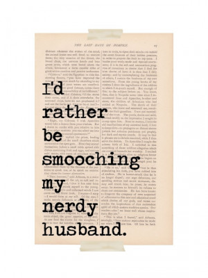 Nerdy Love Quotes For Him Love quote wedding dictionary
