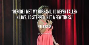 Rita Rudner Quotes