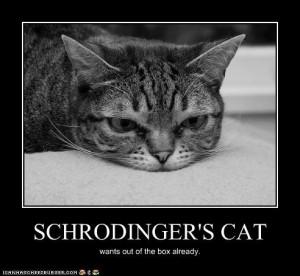 Schrodinger's Cat is Depressed