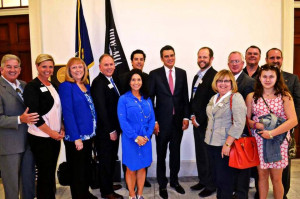 Local Realtors travel to Washington D C for pro housing advocacy