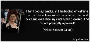 More Helena Bonham Carter Quotes