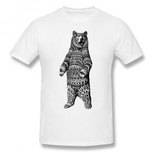 100 cotton cute bear embroidery font b jpg