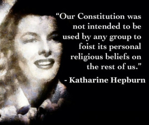 Katharine Hepburn Quotes (Images)