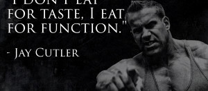 Jay Cutler Quote