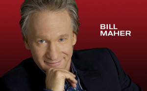 Bill Maher hates abusive relationships, and everything and everyone ...