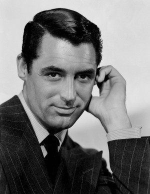 Cary Grant...Gorgeous, just gorgeous!