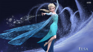 Elsa - Frozen wallpaper 1920x1080