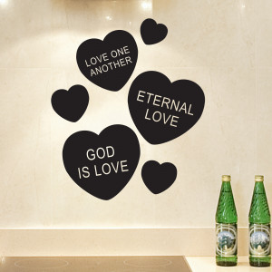 eternal love religious quote wall sticker 1 images eternal love