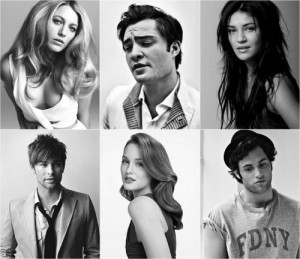 "is a list of the ten best ""Gossip Girl"" quotes. ""Gossip Girl ..."