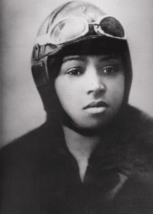 "Elizabeth ""Bessie"" Coleman (1892-1926) was the first black ..."