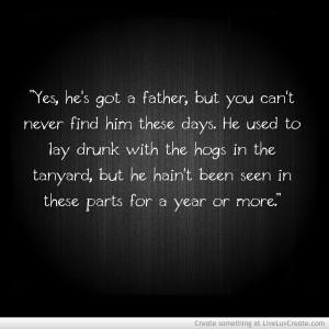 Huck Finn Quote