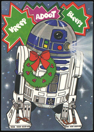 ... funny pictures pop culture tagged star wars star wars christmas cards