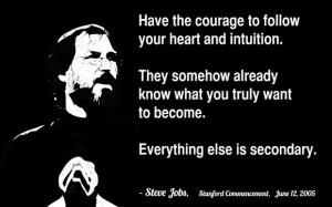 10 Inspirational Life Quotes From Steve Jobs - Curated Quotes