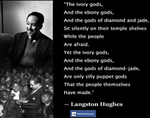 Langston hughes : poetry foundation, Langston hughes was first ...