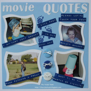 Scrapbooking Quotes Daughters