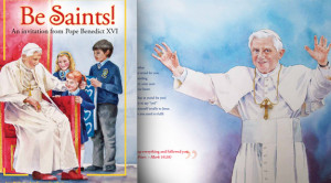 The Joy of Painting the Pope and Saints